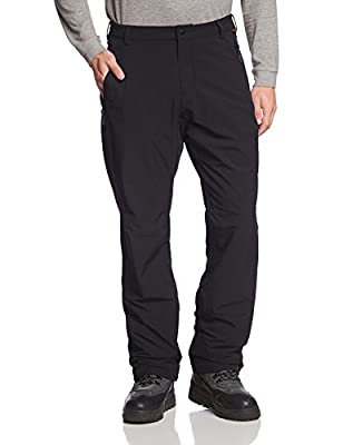 Jack Wolfskin Herren Softshell Hose Activate Winter Pants von Jack Wolfskin - Outdoor Shop