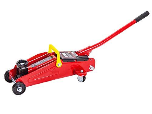 JOMAFA - Gato hidraulico de carretilla 2 toneladas para coche