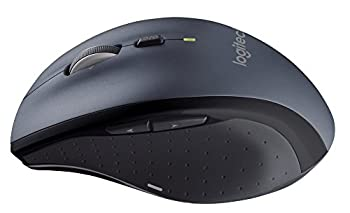 Logitech M705 Wireless Mouse For Windows, Mac, Chrome For Laptop & Computer - Black 3