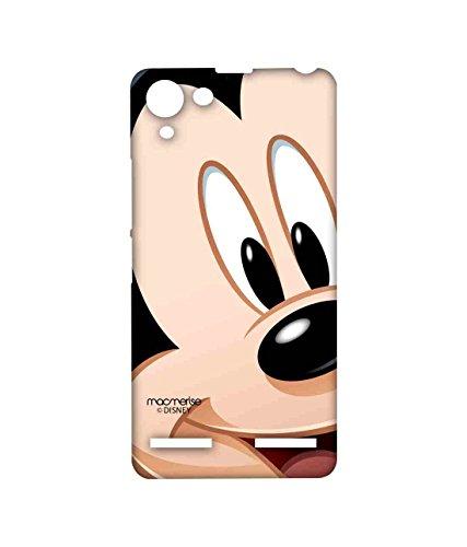 Macmerise Licensed Disney Mickey Mouse Premium Printed Back cover Case for Lenovo Vibe K5 Plus