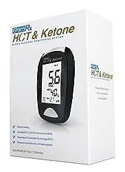 Gluco Rx Hct & Ketone Blood Glucose Monitoring System
