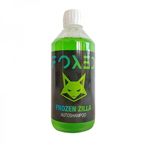 Liquid Elements FOXED Frozen Zilla Autoshampoo, 500ml