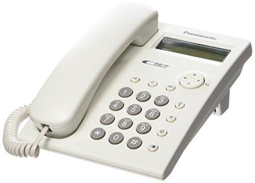 Panasonic KX-TSC11EXW - Teléfono analógico Blanco