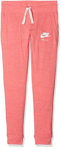 Nike Mädchen Sportswear Vintage Hose G Nsw Vntg, Rosa (Sea Coral/Sail), XL
