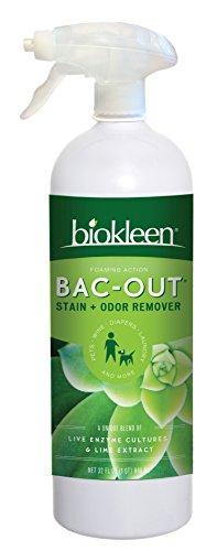 Biokleen 717256000332 Bac-Out avec moussant action Pulv-risateur-32 oz -. Paquet de 12