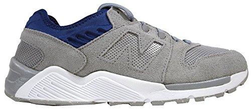 adidas ML009-SG-D, Zapatillas para Hombre, Grau (Grau/Blau Grau/Blau), 43 EU