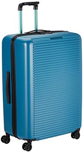 Mandarina Duck Valise Tank Case Trolley, 63 cm, Bleu (Lyons Blue)
