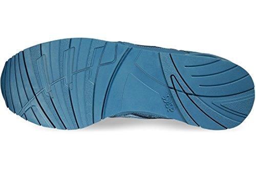 Asics Gel-atlanis - Calzado Bajo Deportivo Unisex - Adulto, Gris (gris Medio / Gris Medio 1212), 44 Azul Ue
