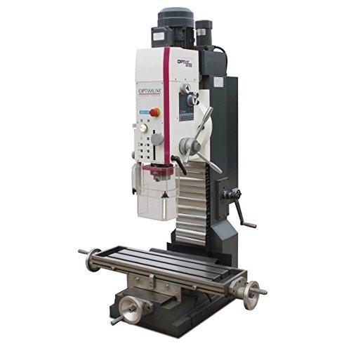 OPTIMUM 3338180 Optimum MH 50 G Fresadoras