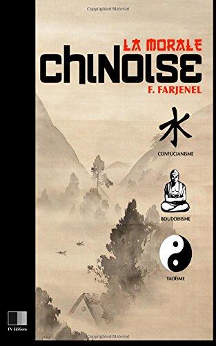 La morale Chinoise par Ferdinand Farjenel