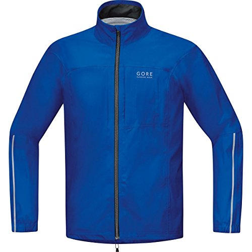 GORE WEAR Herren Jacke Essentials tex Active Jacket Brilliant Blau, S