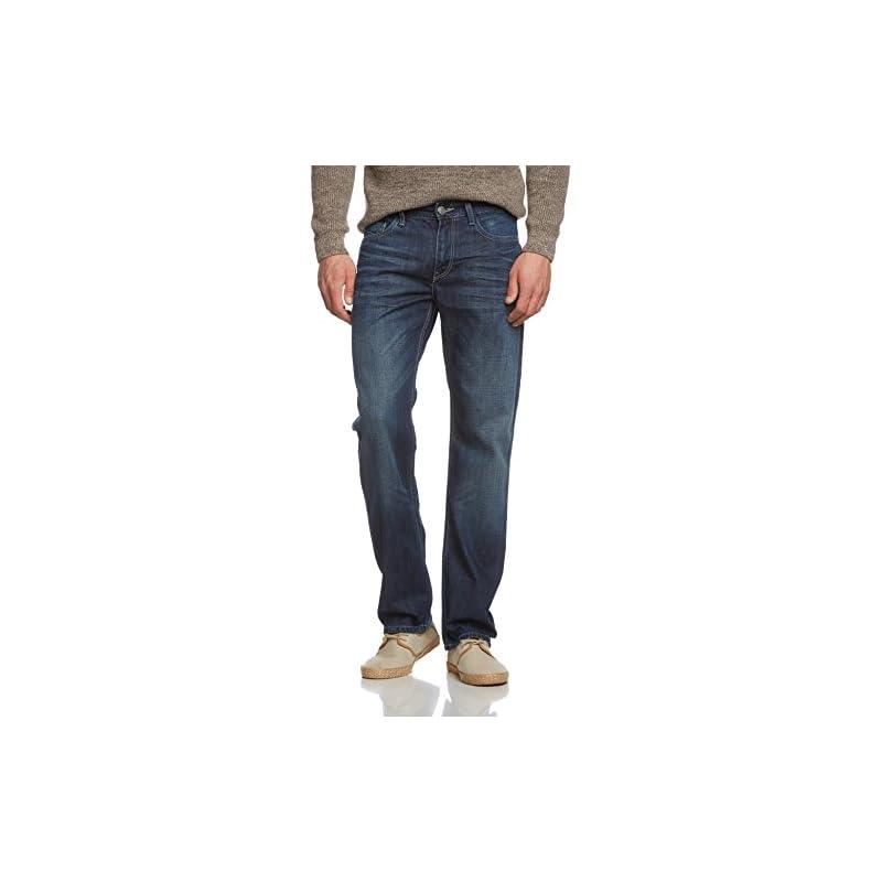 Cross Herren Jeans Dark Blue