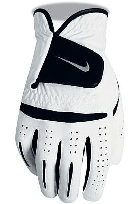 Herren Nike Dura Feel VI Golf Handschuhe - Linkhänder Weiß - L (Nike-sortiment)