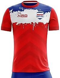 Airo Sportswear 2018-2019 Costa Rica Home Concept Football Shirt