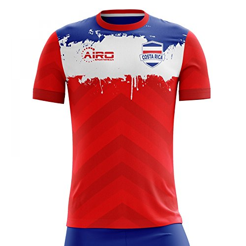 Airo Sportswear 2018-2019 Costa Rica Home Concept Football Soccer T-Shirt  Maglia 2d67783d0