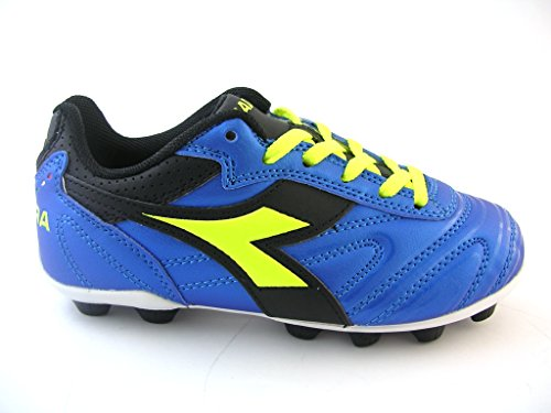 Diadora Chaussures Football Italica MD Jr bleu