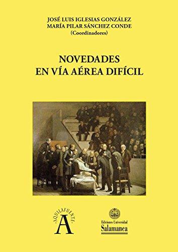 Novedades en vía aérea difícil eBook: José Luis IGLESIAS GONZÁLEZ ...