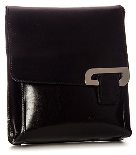 Big Handbag Shop, Borsa a tracolla donna One Nero (nero)