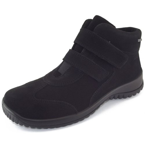 Legero Gore-Tex Softboot Klett, schwarz, Gr. 39 (UK 6)