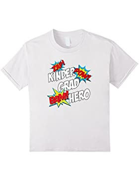 Kids Kinder Grad Hero 2017 Kinde