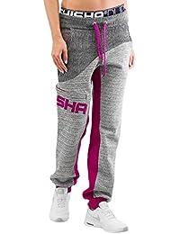Shisha Damen Hosen / Jogginghose Sundag grau XL