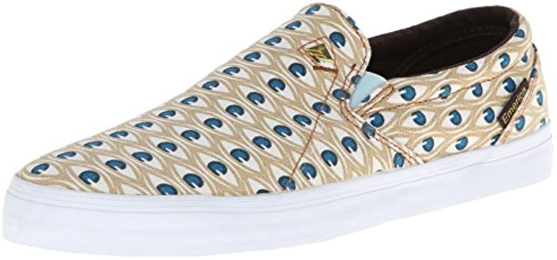 Emerica   Herren Skateboardschuhe Mehrfarbig Tan/BLUE  Billig und erschwinglich Im Verkauf