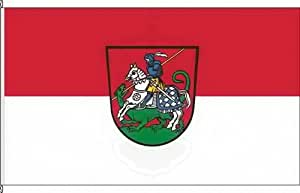 Bannerflagge Bad Aibling - 150 x 400cm - Flagge und Banner