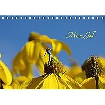 Minis Golf (Tischkalender 2017 DIN A5 quer): Miniaturfiguren beim Golf (Monatskalender, 14 Seiten ) (CALVENDO Spass)