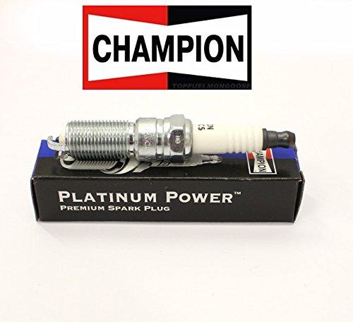 4er Set PLATINUM POWER Zündkerze 6,1L & 6,4L CHAMPION 3032 { RE10PMC5} - 05-grand Cherokee-zündkerzen