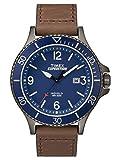Timex Reloj Análogo clásico para Hombre de Cuarzo con Correa en Cuero TW4B10700