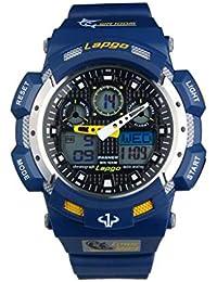 bed4ade0f36a TD Reloj Deportivo Instrucción De 24 Horas Adolescentes Reloj De Pulsera  Multifuncional Impermeable Reloj Digital (
