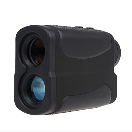 YMXLJJ Entfernungsmesser-Laser 1000M Imprägniern 6X Multifunktions Mit Dem Reichenden Scannenflagpole-Verschluss, Der Geschwindigkeits-Golf-Entfernungsmesser Misst,C
