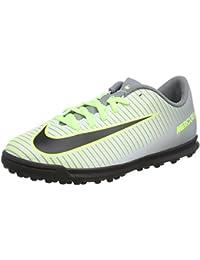Nike Jr Mercurialx Vortex Iii Tf, Botas de Fútbol para Niños