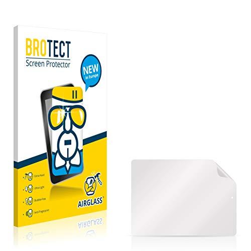 BROTECT AirGlass Bildschirmschutzfolie (Blaupunkt, Endeavour 1000 QC, Kratzfest, transparent, 1 Stück)