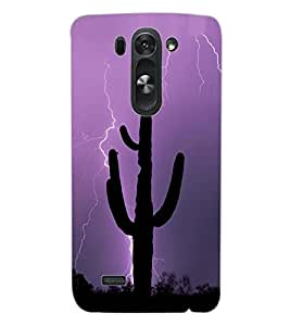 ColourCraft Electrifying Image Design Back Case Cover for LG G3 BEAT