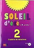 Best Libros de Frances - Soleil d'été. Cuaderno de vacaciones 2 - 9788467543704 Review