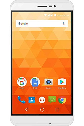 (CERTIFIED REFURBISHED) Panasonic P77 (White, 8GB)