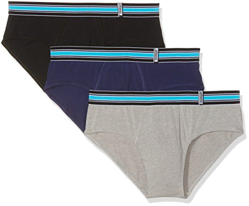 LIABEL Herren Boxershorts Multicolore (Assort.A)
