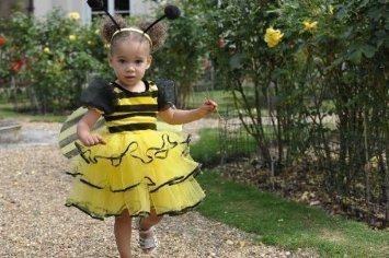 Marque Travis - Les tout-petits Filles Bumble Bee Costume Fancy 3-5 ans by Dress Up By Design