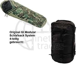 Style gI système modulaire uS army sac de couchage sarcophage bivy coque de style militaire