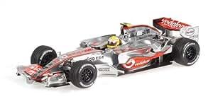 Minichamps 1/18 Vodafone McLaren Mercedes MP4-22 Hamilton 2007 ready made diecast model car