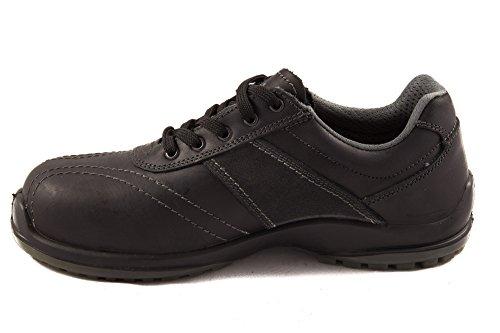 Trabalho Src 75217 Dakar S3 Sapatos Mulheres V Preto Grisport De Bassano K Homens 10 Segurança E Do 1xwqqBOa
