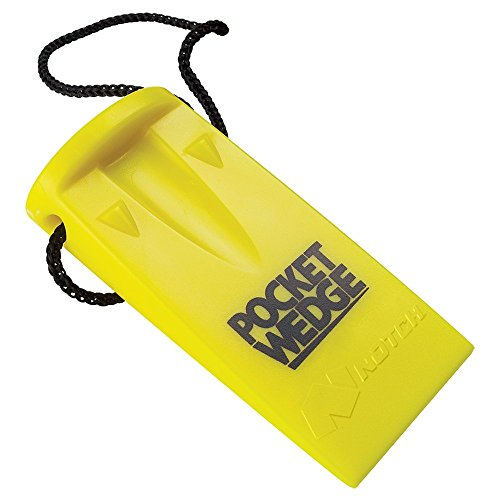 Notch 35211 Pocket Kerf Wedge, gelb