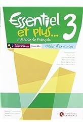 Descargar gratis Essential Et Plus 3 Pack Cahier - 9788492729432 en .epub, .pdf o .mobi