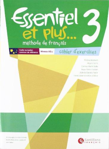 Essentiel Et Plus, 3º ESO. Pack cahier Plus Aa Pack
