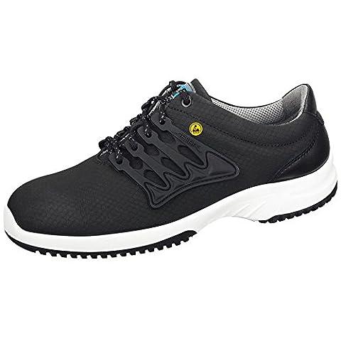 Abeba 31761-48 Uni6 Chaussures de sécurité bas ESD Taille 48 Noir