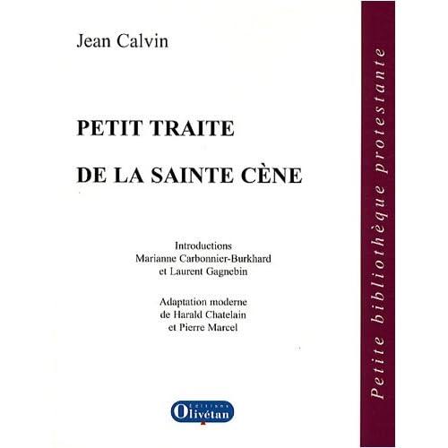 Petit traité de la Sainte Cène