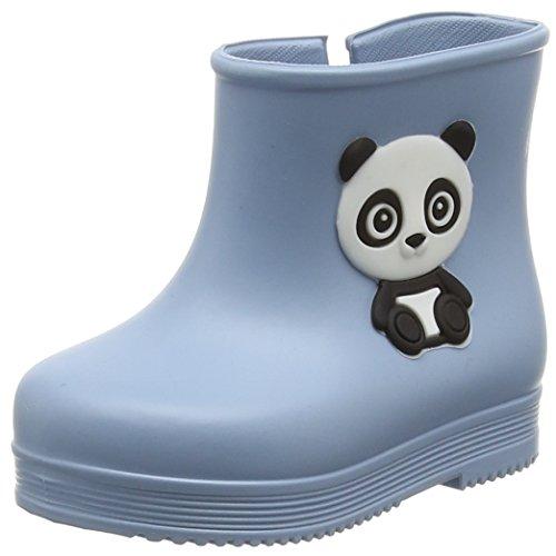 Zaxy Baby Bootie Panda, Stivaletti Bimbe' , Blu (Blue (Sky)), 40 1/3 EU