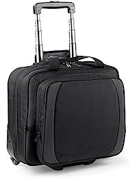 Quadra - valise cabine trolley - QD973 - mobile office - compartiment spécial laptop ordinateur portable