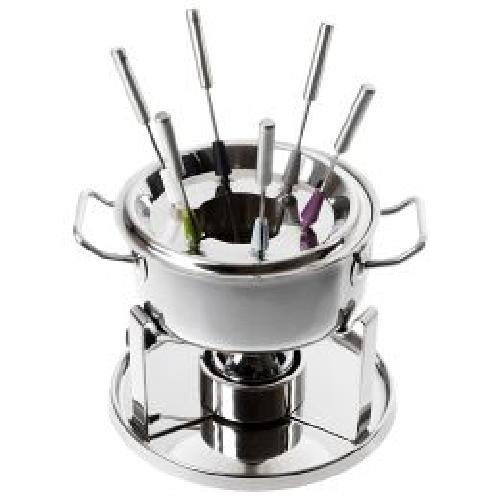 Rösle 91414 - Juego fondue olla varias capas 20 cm